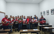 KMS dona uniformes completos a Cruz Roja Manzanillo