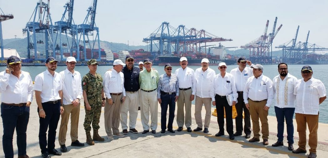 Anuncian obras por más de 700 millones en el Puerto de Manzanillo