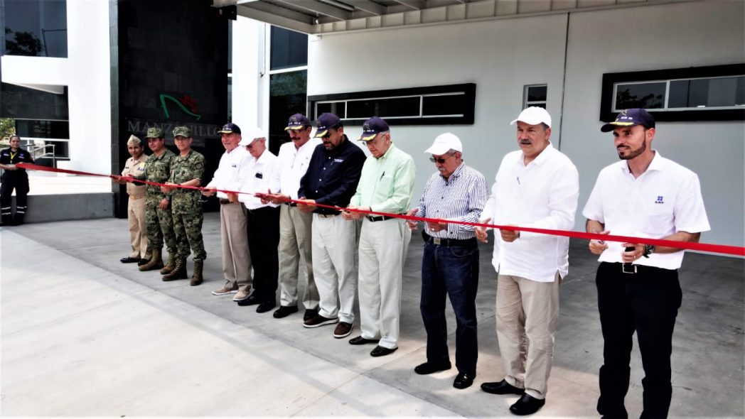 Inaugura Jiménez Espriú nuevo centro de emergencias portuarias con inversión millonaria