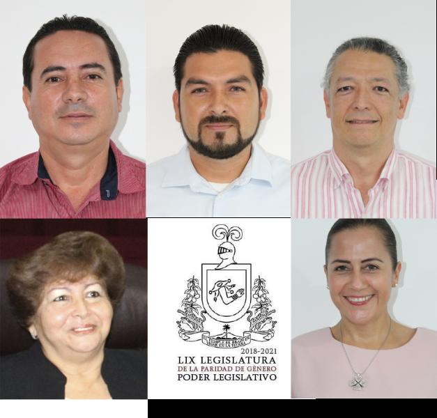 Diputados de Manzanillo en contra de reducción de plurinominales