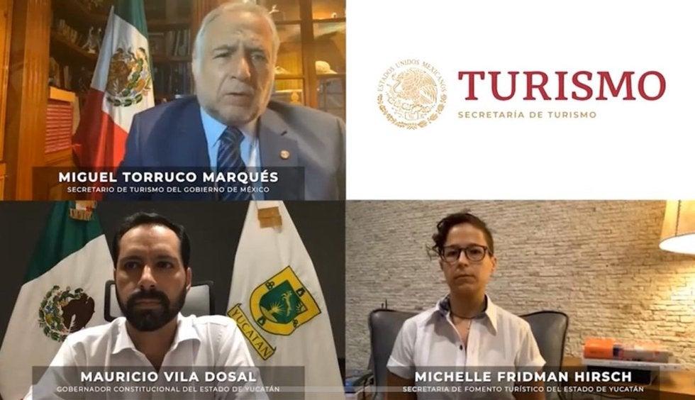 Tianguis Turístico 2020 en Mérida se pospone hasta 2021 por COVID-19