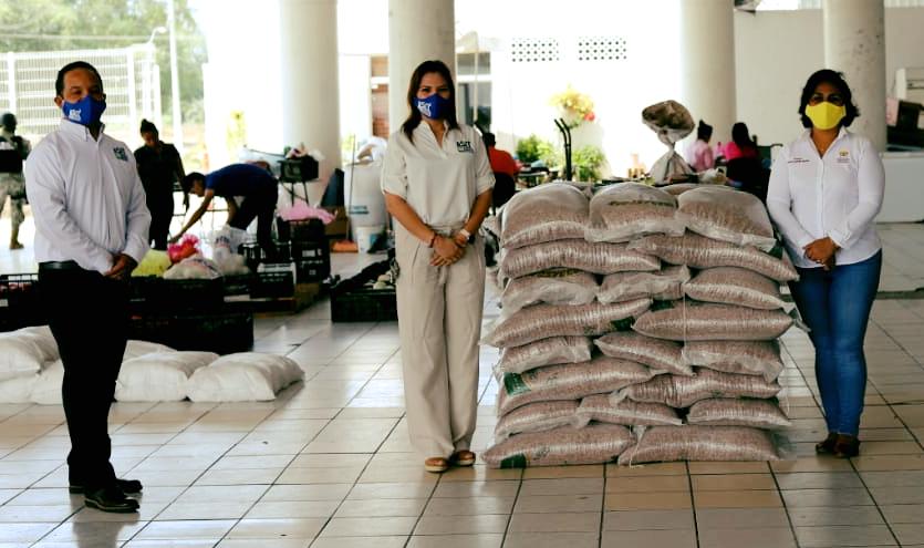 Agradece Ayuntamiento de Manzanillo donación y responsabilidad social de Sitpe Soluciones