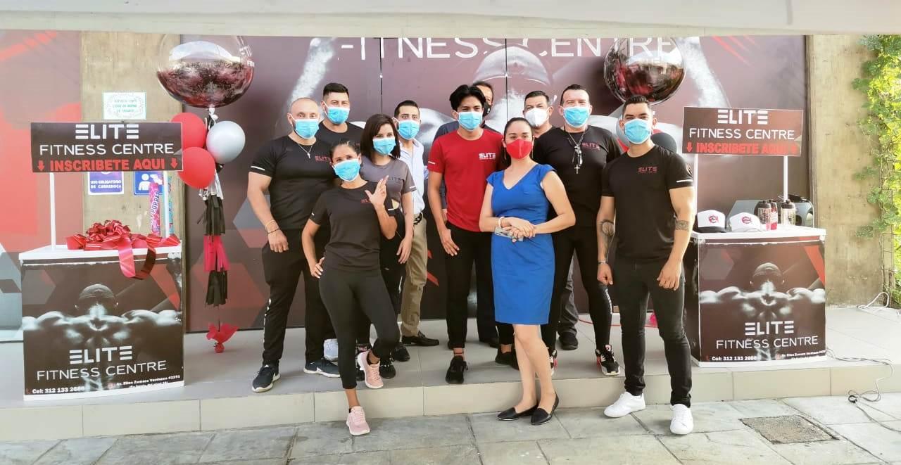 Élite Fitness Centre inicia operaciones en Manzanillo